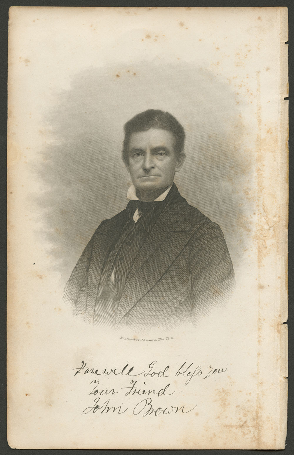 essay on john brown abolitionist Essay primary sources chicago  the impractical john brown,  even the rank and file of the union army channeled brown's abolitionist spirit as they marched.