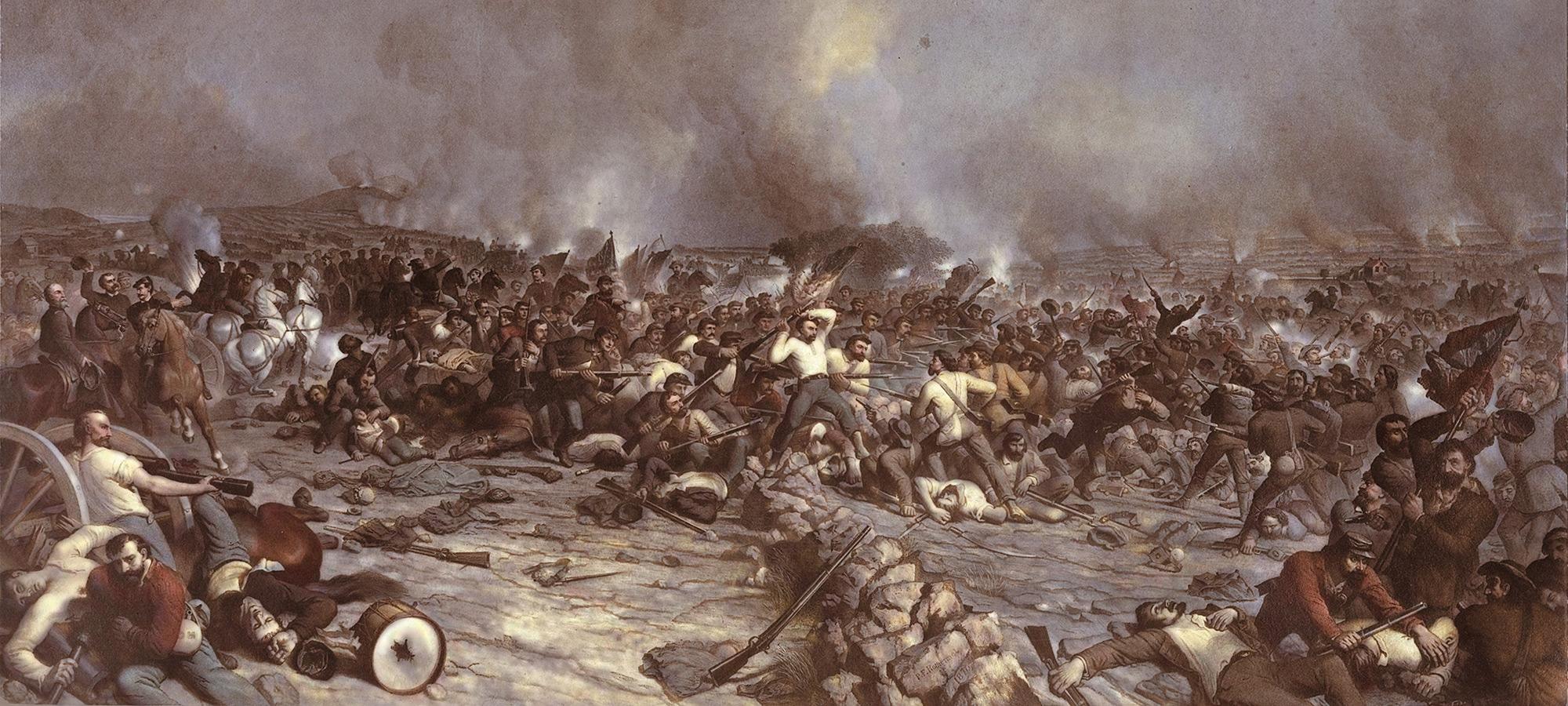 History Battle of Gettysburg Battle of Gettysburg