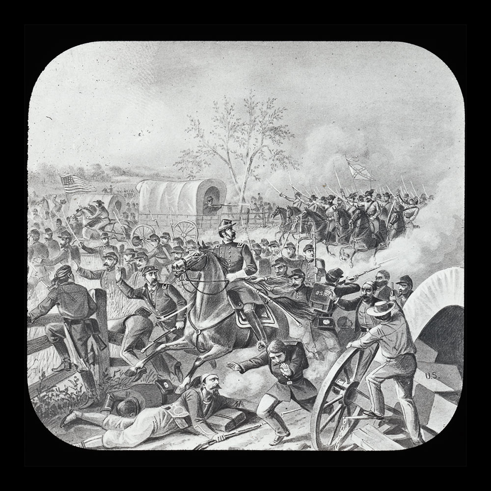 Battle of Bull Run, 1861