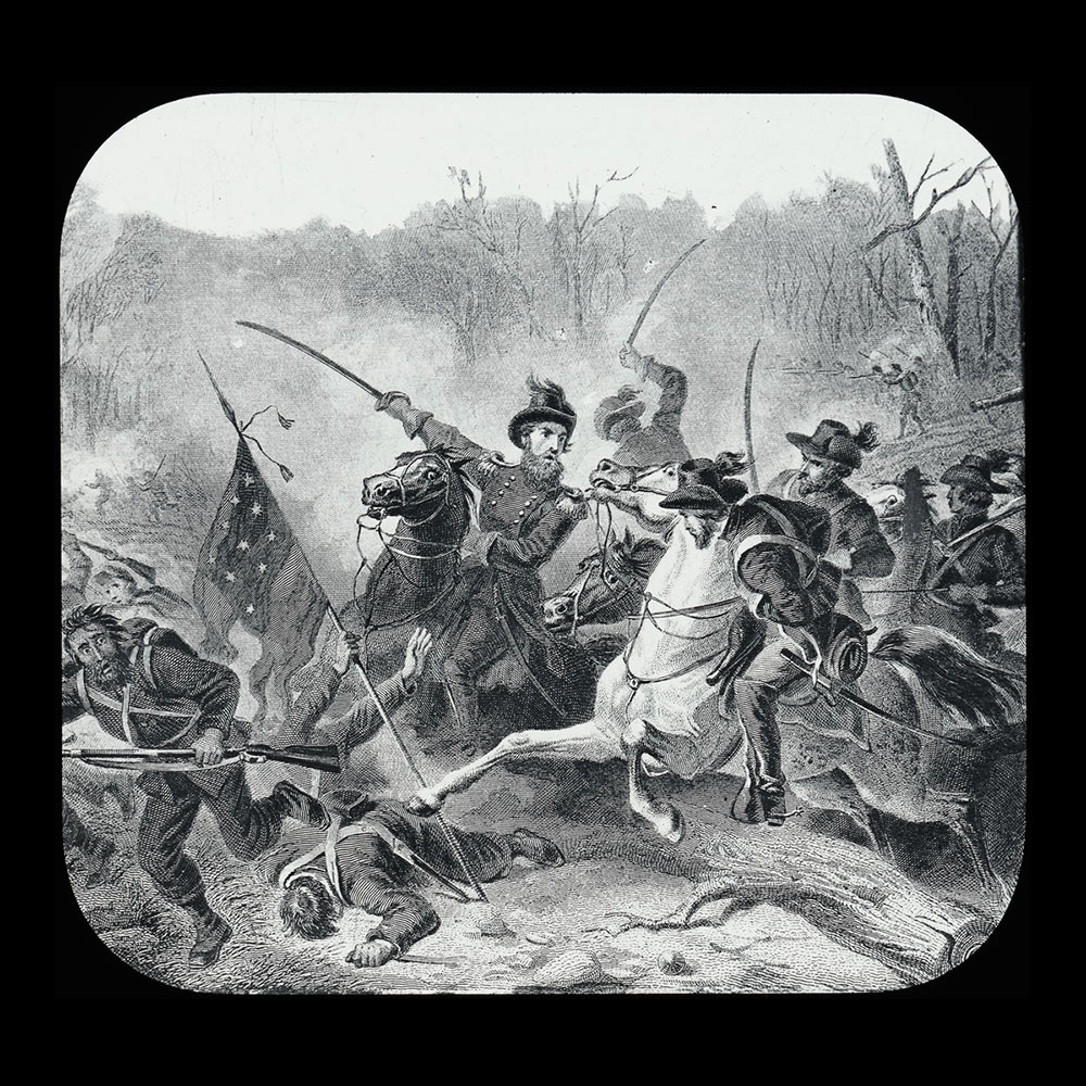 Grants Charge, Battle of Shiloh