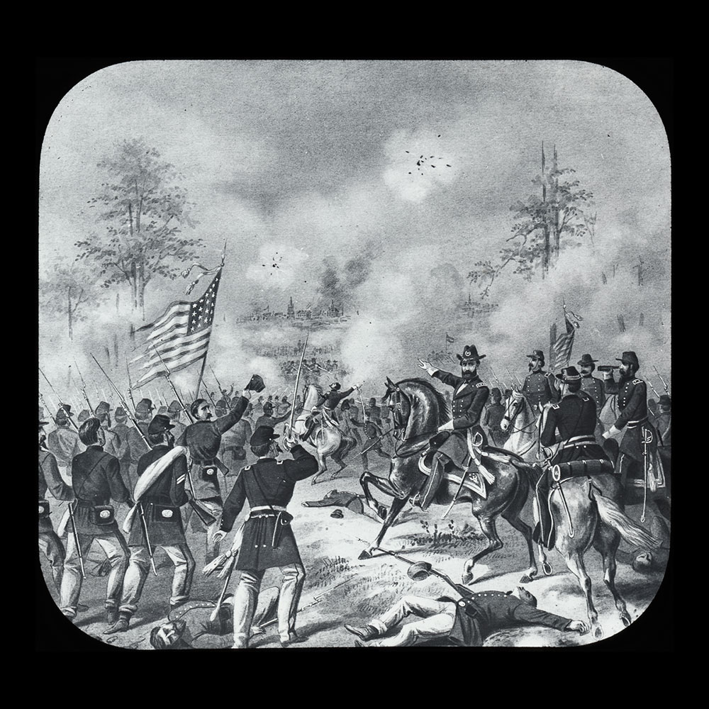 Siege of Petersburg, 1864