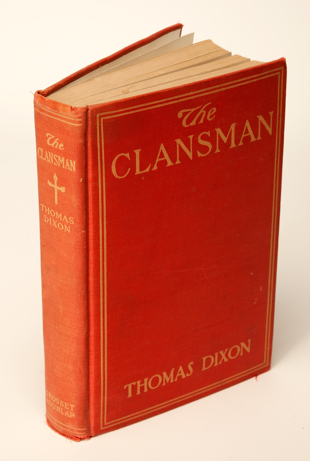 The Clansman (1915): courtesy James DArc.