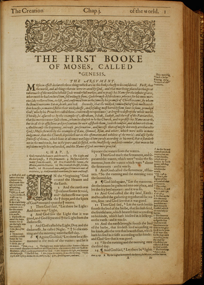 an introduction to the king james version of the holy bible 2) the people's holy book -- hence the king james version of the bible however, bacon and king james were in for a rude shock, as their new bible was soundly rejected by the religious leaders of the day.