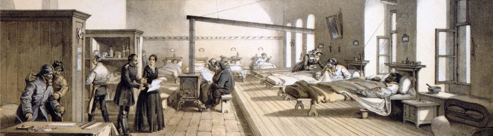 Hospital at Scutari