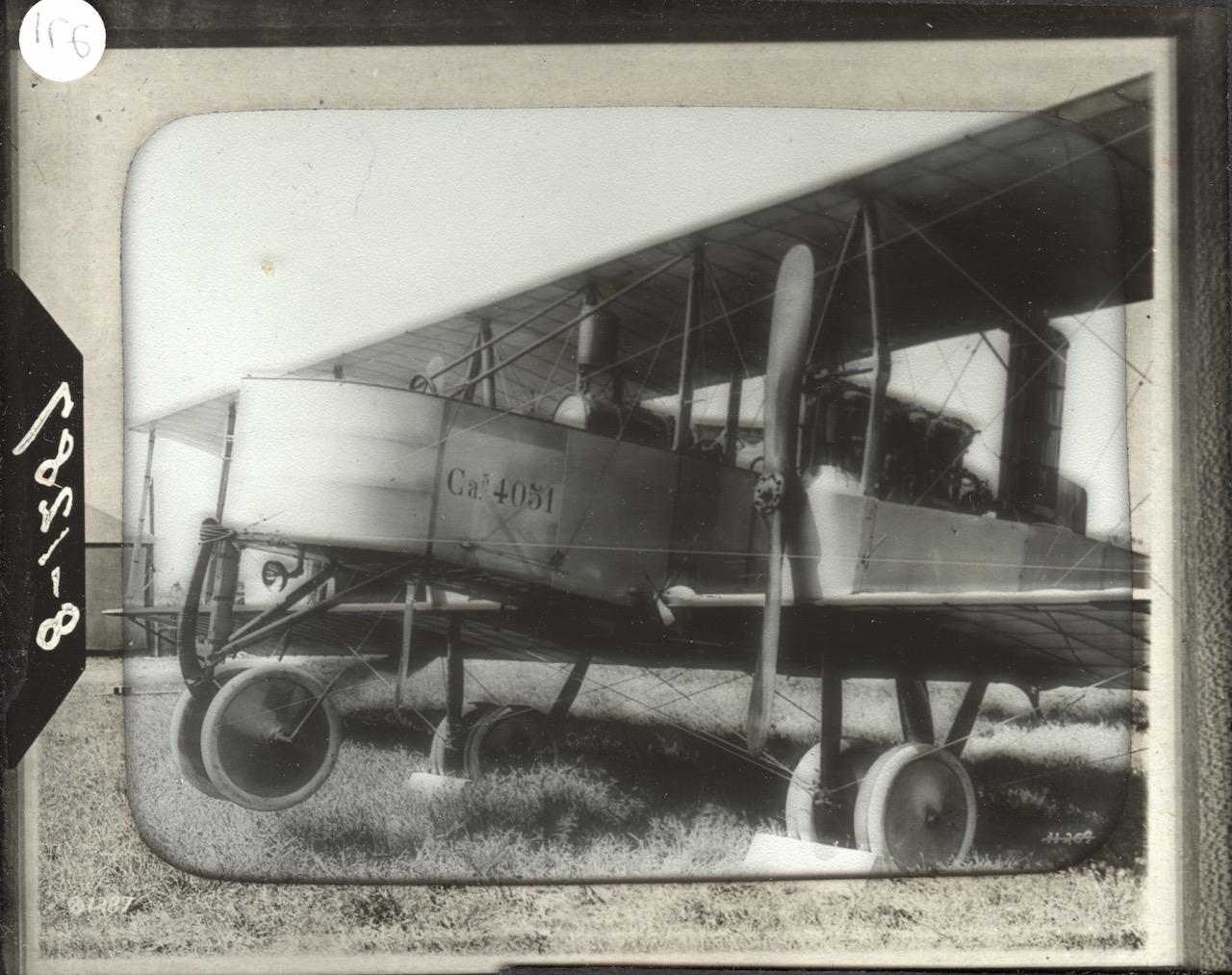 World War I plane