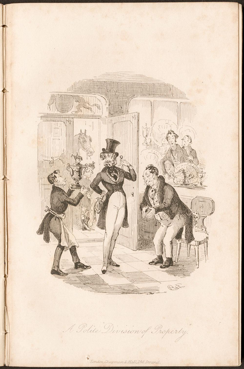 Douglas William Jerrold. The Handbook of Swindling. London: Chapman and Hall, 1839.