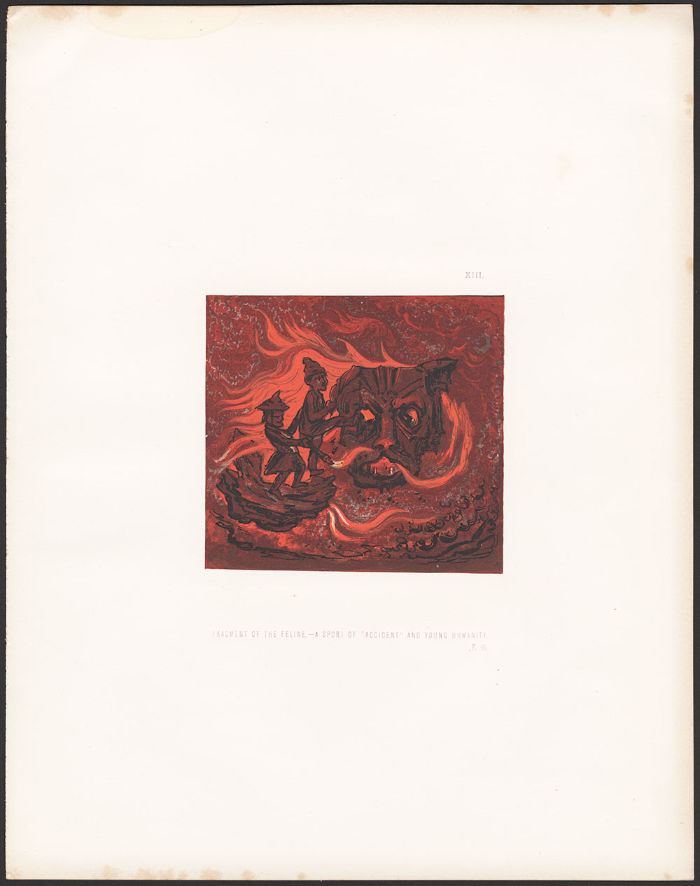 L. M. Budgen. Live Coals: or, Faces From the Fire. London: L. Reeve & Co., 1867.