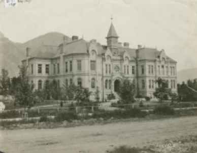 Brigham Young Academy Building