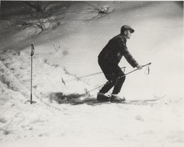 Ray Stewart Night Skiing