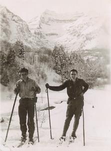 Henry Stewart and Ray Stewart