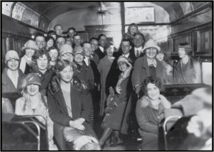 BYU Students on the Orem Line