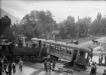 Train Collison