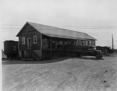 Stratton Fruit Corporation building