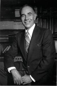 Wilson W. Sorenson Portrait