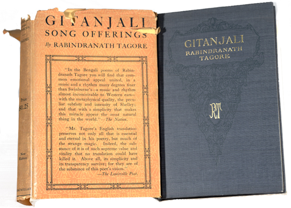 Gitanjali Book In English